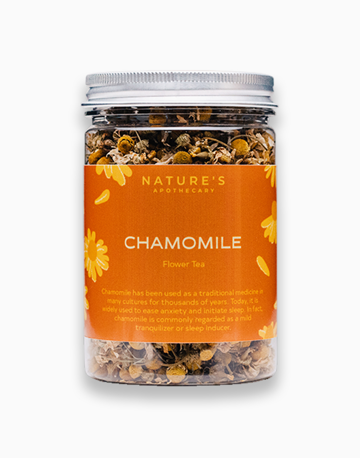 Chamomile Flower Tea by Nature's Apothecary