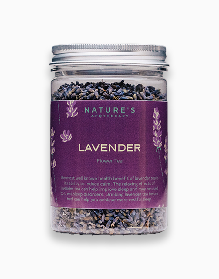 Lavender Flower Tea by Nature's Apothecary