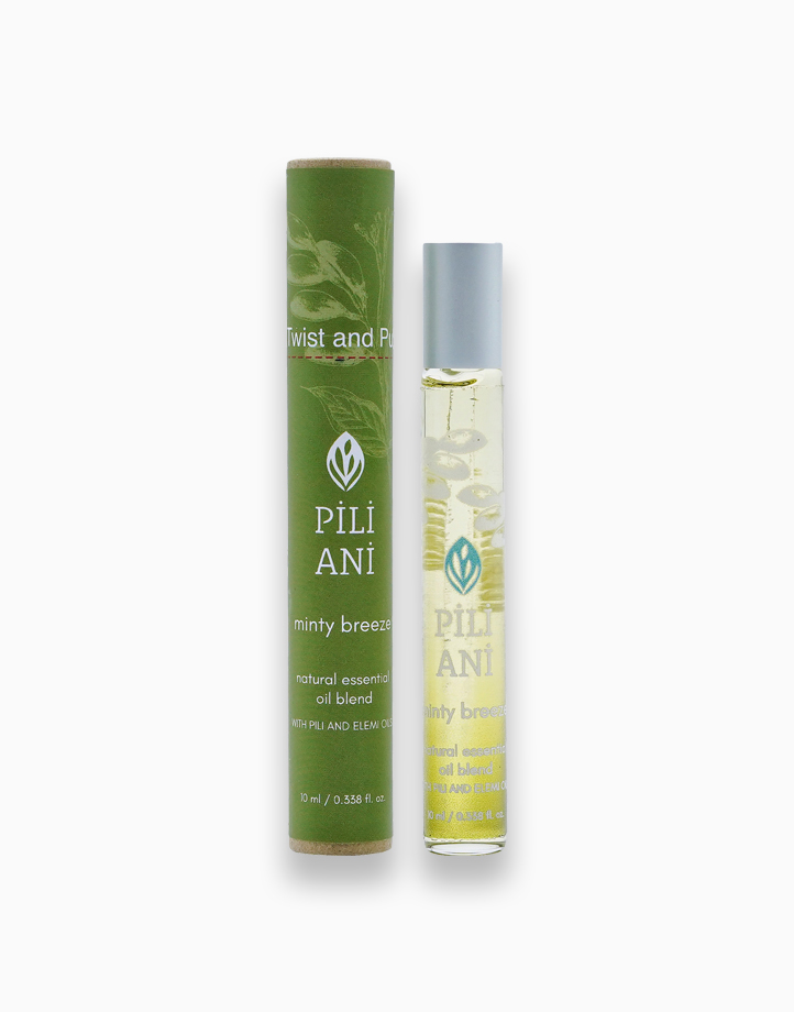 Essential Oil Blend in Minty Breeze (10ml) by Pili Ani
