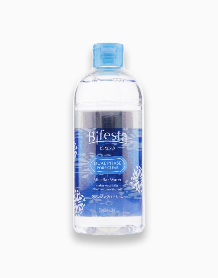 Micellar Water Dual Phase Pore Clear (360ml) by Bifesta