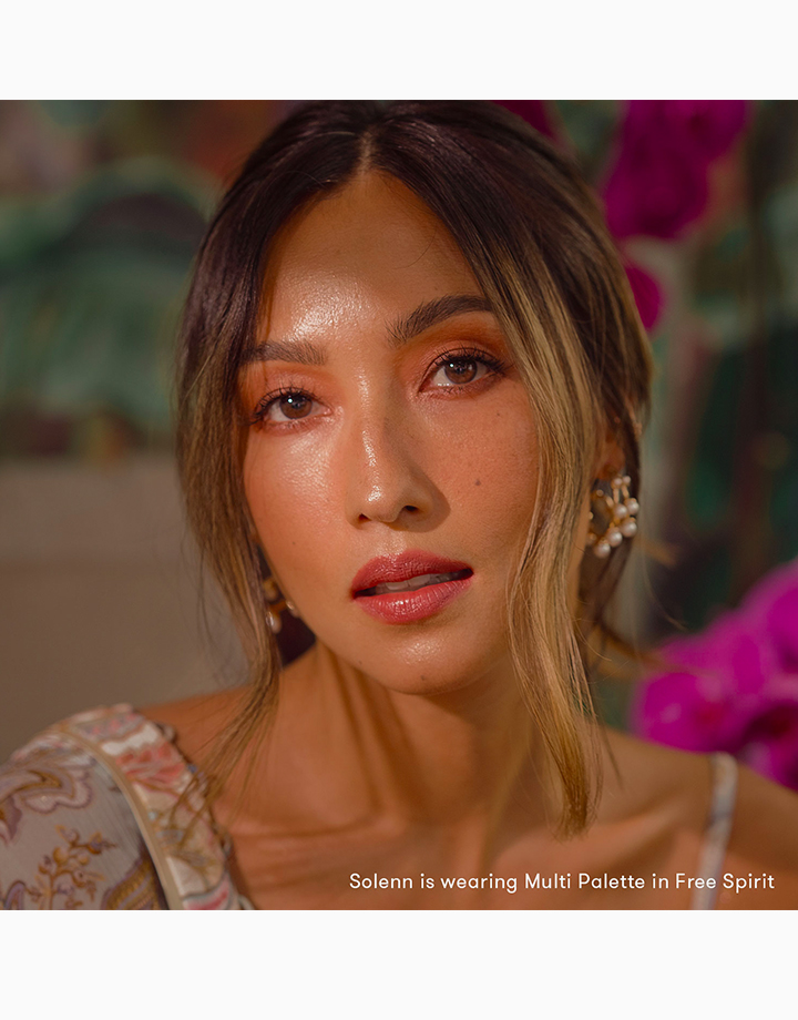 blk cosmetics x Solenn Multi Palette by BLK Cosmetics | Free Spirit