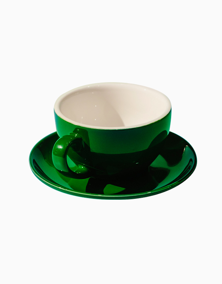 Egg Coffee/Tea Cup & Saucer 220ml by Orion. | Pine