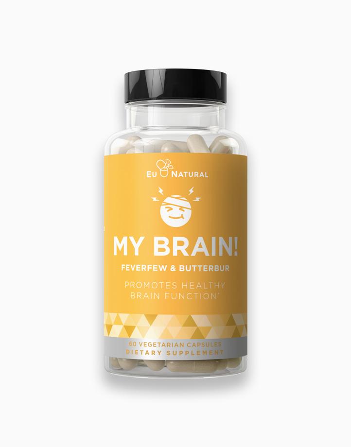 MY BRAIN! Natural Headache Relief by Eu Natural