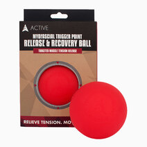 Re active release ball red
