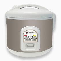 4-in-1 Multi Function Rice Cooker (IRJ-1200Y) by Imarflex
