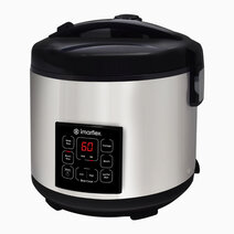 8-in-1 Digital Multi-Cooker (IRM-1808DS) by Imarflex