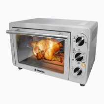 3-in-1 Convection Rotisserie (IT-300CRS) by Imarflex