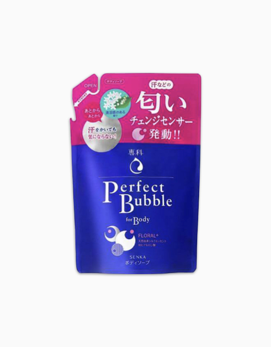 Perfect Bubble for Body Refill (Floral) by Shiseido