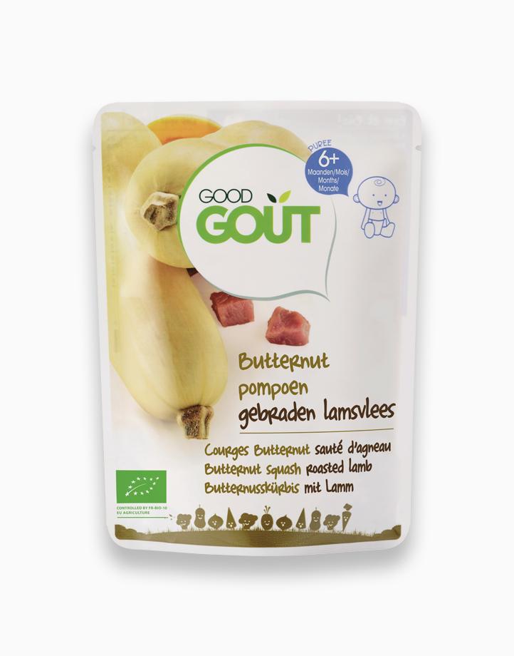 Butternut Squash and Lamb (190g, 6 mos) by Good Goût