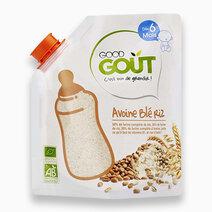 Oat Wheat Rice (200g, 6 mos) by Good Goût