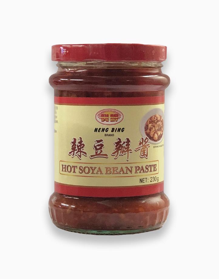 Hot Soya Bean Paste (230g) by Heng Bing