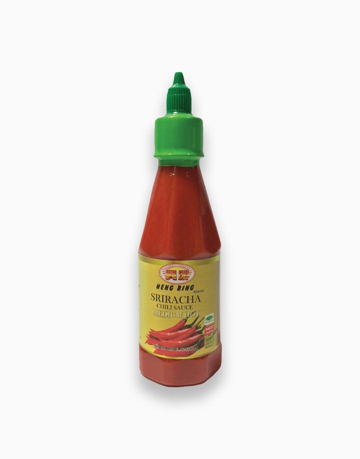 Sriracha Medium Hot (280g) by Heng Bing