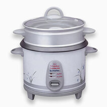 4-in-1 Rice Cooker (IRC-25R) by Imarflex