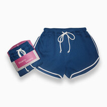 Active Shorts for Women - Sonic Blue by Martel