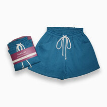 Every Day Shorts for Women - Blue Jay by Martel