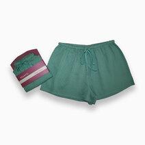 Sleep Shorts for Women - Kashmir Green by Martel
