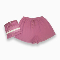 Sleep Shorts for Women - Rose Pink by Martel