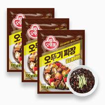 Re jjajang powder original flavor 100g %28pack of 3%29