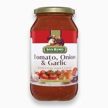 Re tomato onion garlic 500g