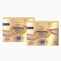 Wyeth® Promil Gold,® Four Powdered Milk Drink For Pre-Schoolers Over 3 years Old, 1.8kg Box, Bundle of 2 by Wyeth Nutrition