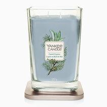 Coastal Cypress Large Elevation Candle by Yankee Candle