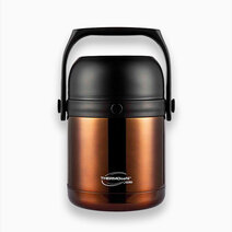 ThermoCafe TIFILO-1200 Vacuum Insulated Lunch Jar with Spoon (1.8L) by Thermos