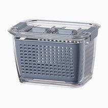 Shimoyama large gray drain basket 1