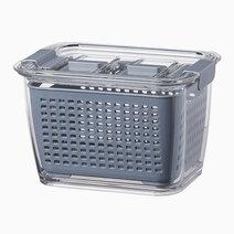 Shimoyama medium gray drain basket 1