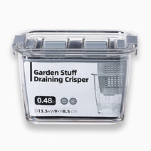 Shimoyama small gray drain basket 1