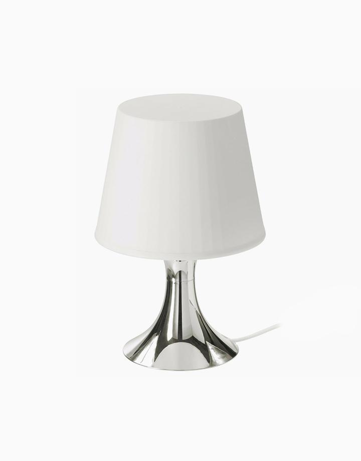 LAMPAN Table Lamp by Ikea | Silver