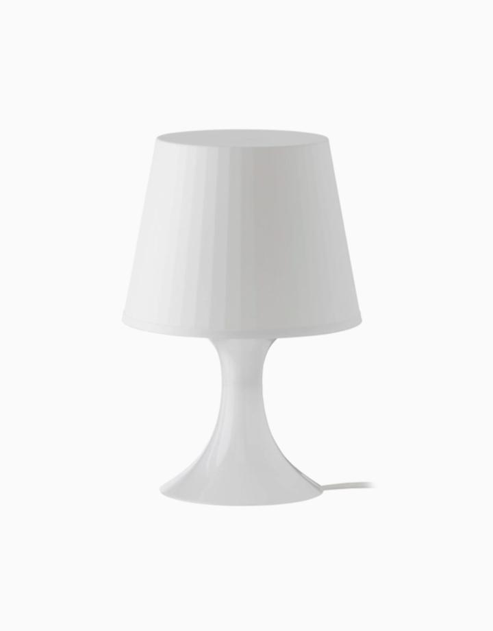 LAMPAN Table Lamp by Ikea | White