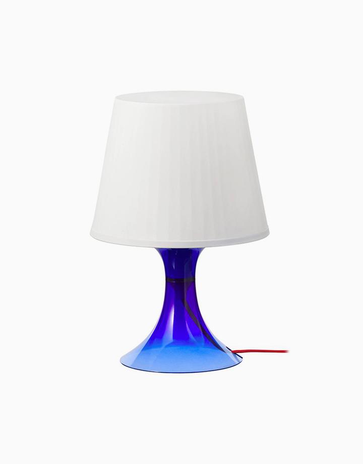 LAMPAN Table Lamp by Ikea | Blue