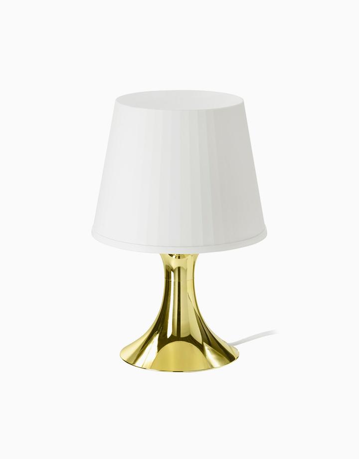 LAMPAN Table Lamp by Ikea | Gold