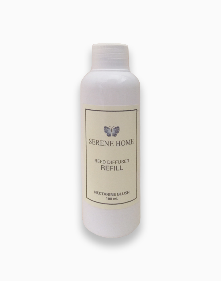 Nectarine Blush Reed Diffuser Refill (100ml) by Serene Home