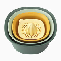 Tasty+ Mixing Bowls (Mixed Colors) by Brabantia