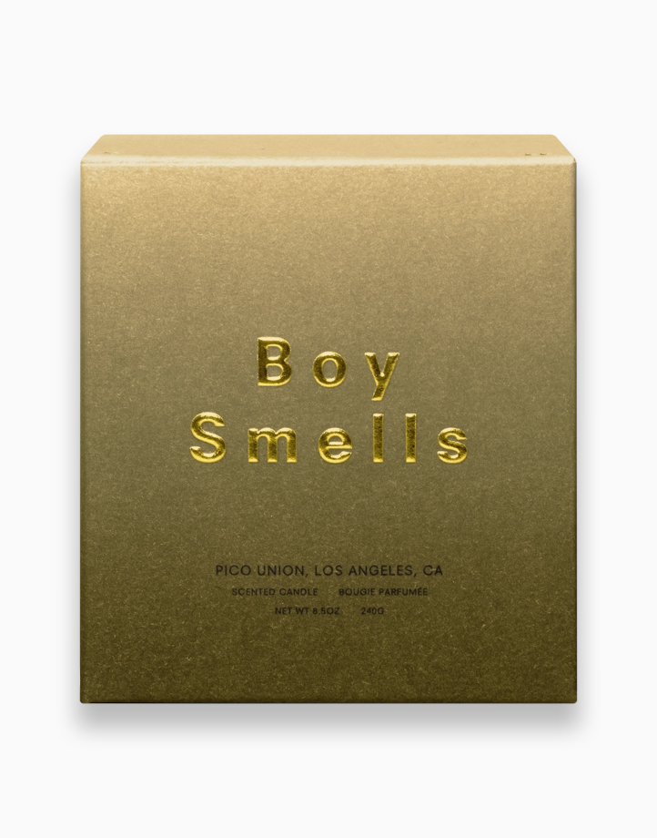 Polyamberous Scented Candle by Boy Smells