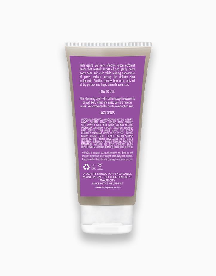 Acne Solution Retexturing Facial Scrub (70ml) by One Earth Organics