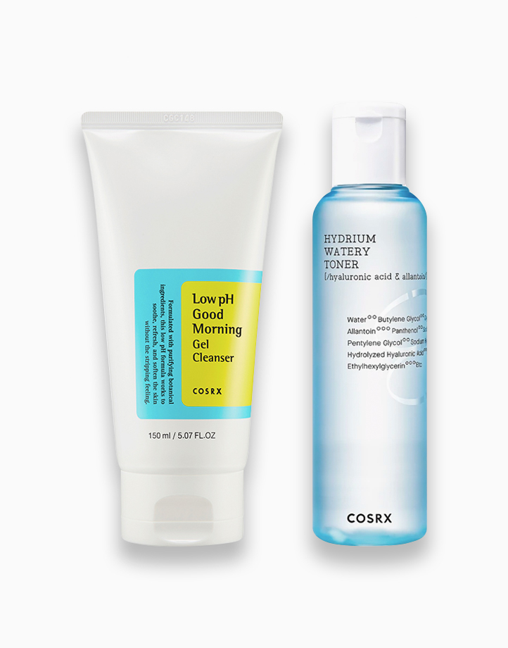 The Oily Skin Starter Set by COSRX