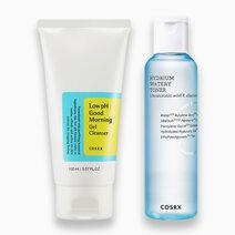 Cosrx oily skin routine 1
