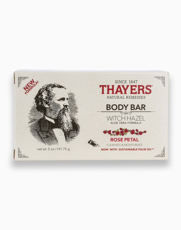 Rose Petal Body Bar 5 oz. by Thayers