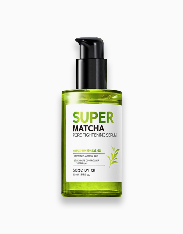 Super Matcha Pore Tightening Serum by Some By Mi