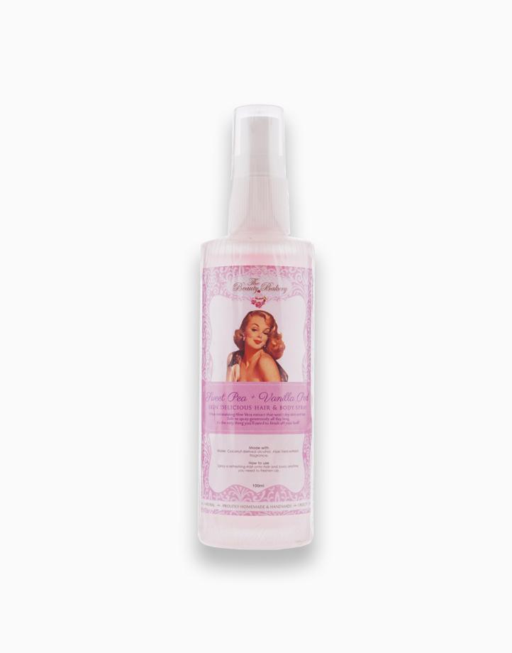 Skin Delicious Hair & Body Spray by Beauty Bakery | Sweet Pea + Vanilla Pod
