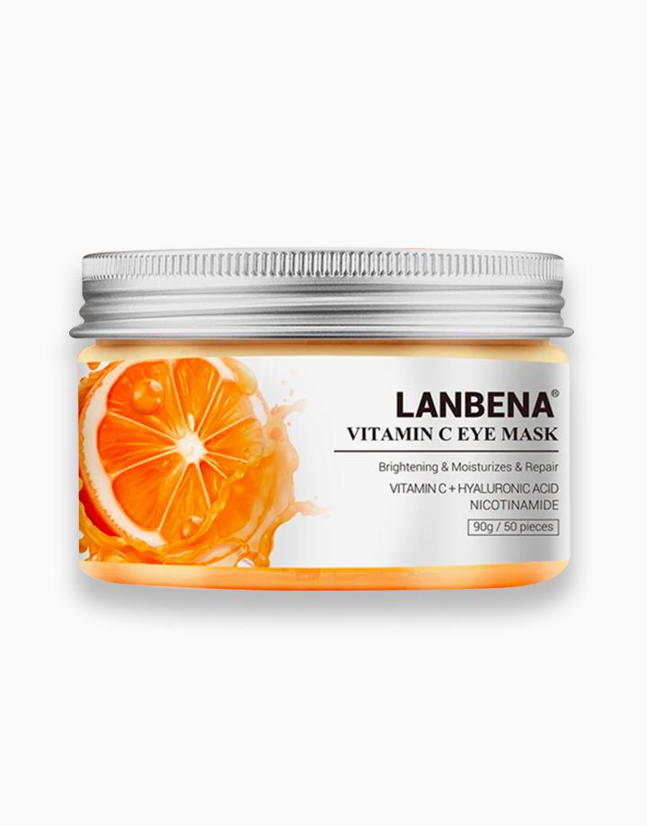 Vitamin C Brightening Eye Mask by Lanbena