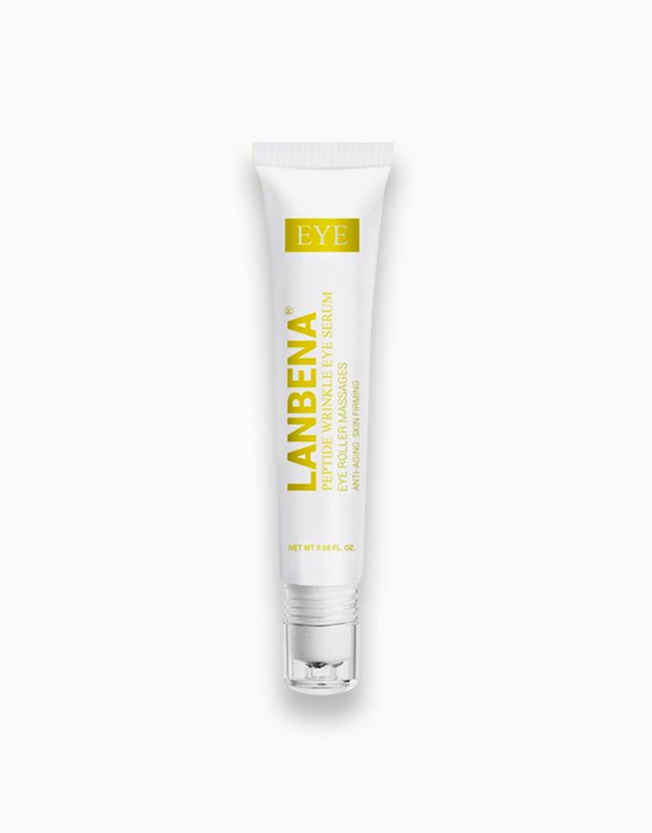 Peptide Wrinkle Eye Serum by Lanbena