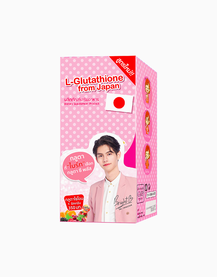 Gluta C Plus with L-Glutathione from Japan by Colly