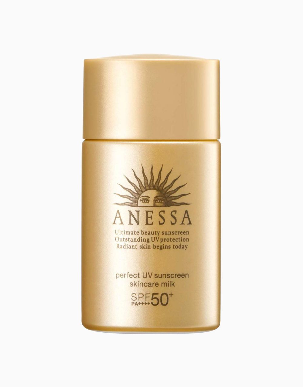 Perfect UV Sunscreen Skincare Milk SPF 50+ PA++++ (20ml) by Anessa