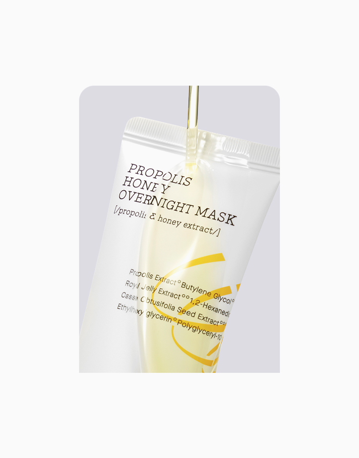 Full Fit Propolis Honey Overnight Mask by COSRX