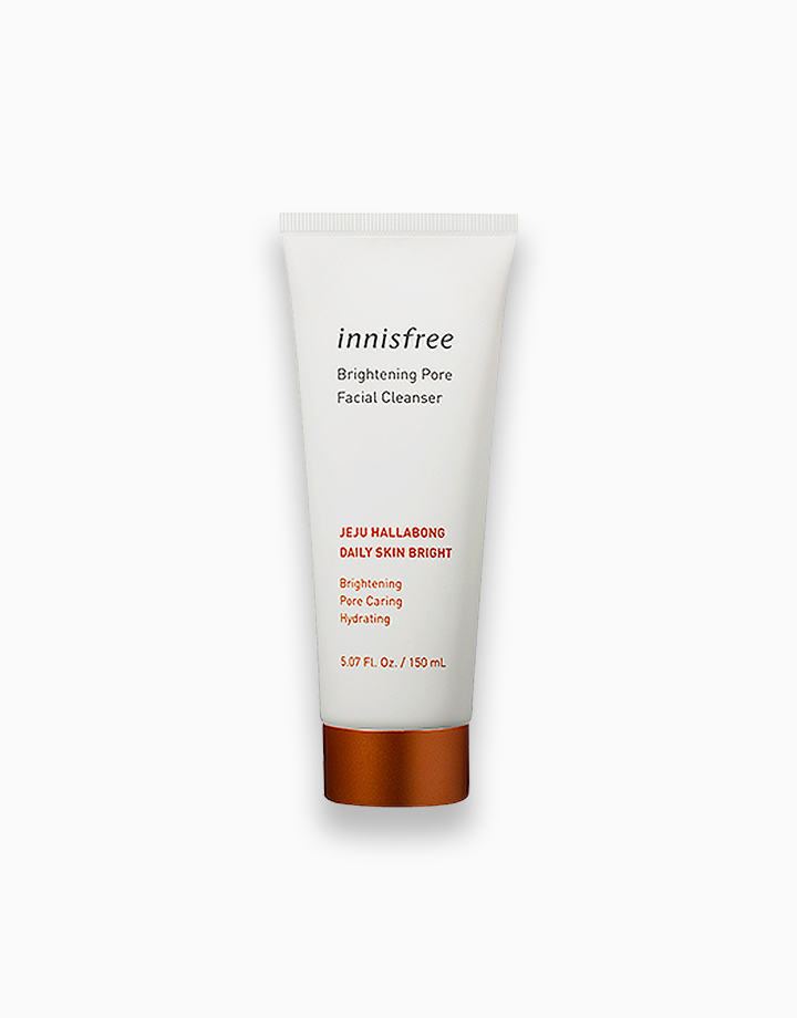 Brightening Pore Facial Cleanser (150ml) by Innisfree