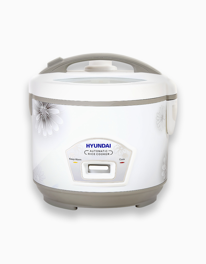 Rice Cooker 1.2L (HJRC-HY5001) by Hyundai Home Appliances
