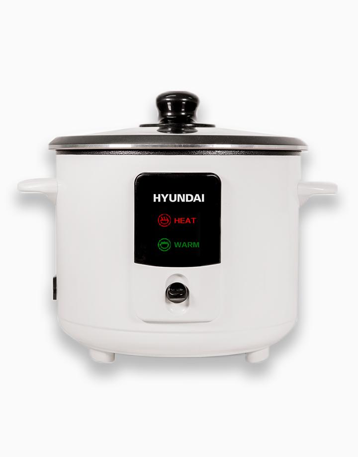 Rice Cooker 1.5L (HRC-DL1500) by Hyundai Home Appliances